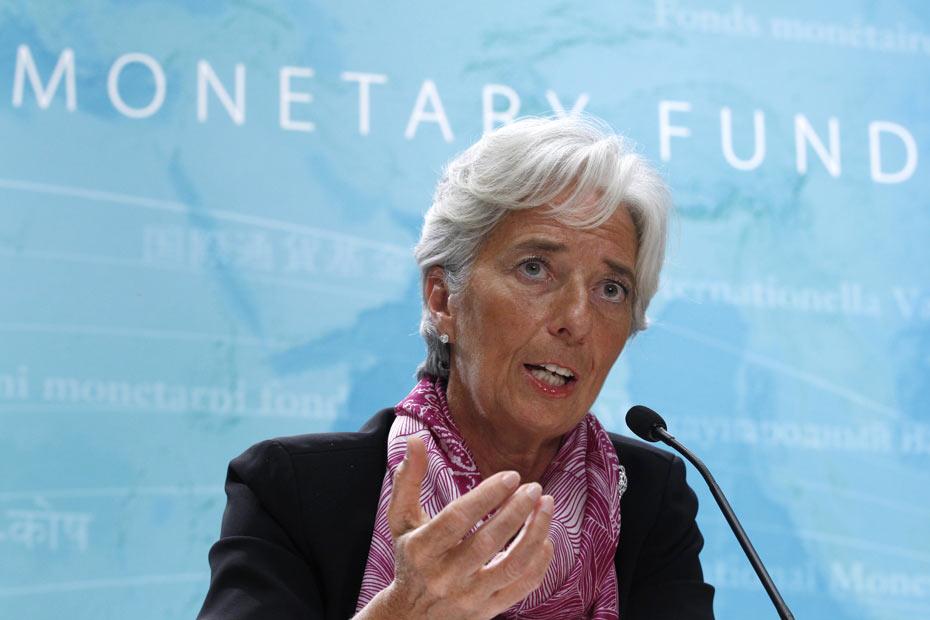 Fmi alza il Pil ma occhio a Npl