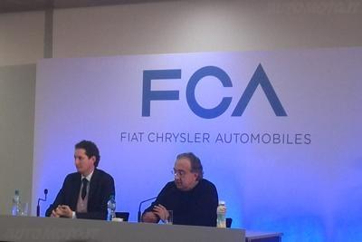 Vendite FCA: a settembre tutti i brand col segno più