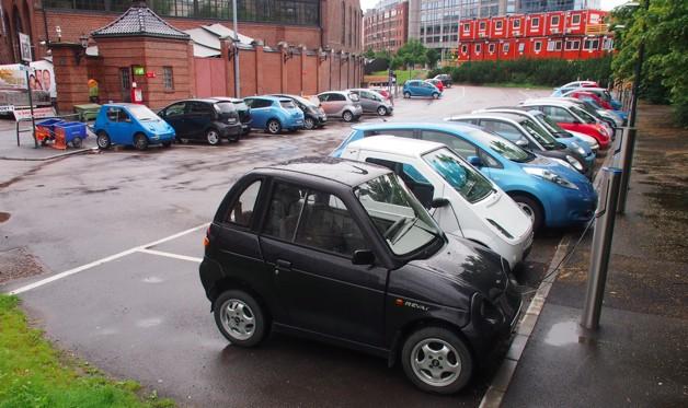VW, Daimler, BMW e Ford puntano sulle auto elettriche con Ionity