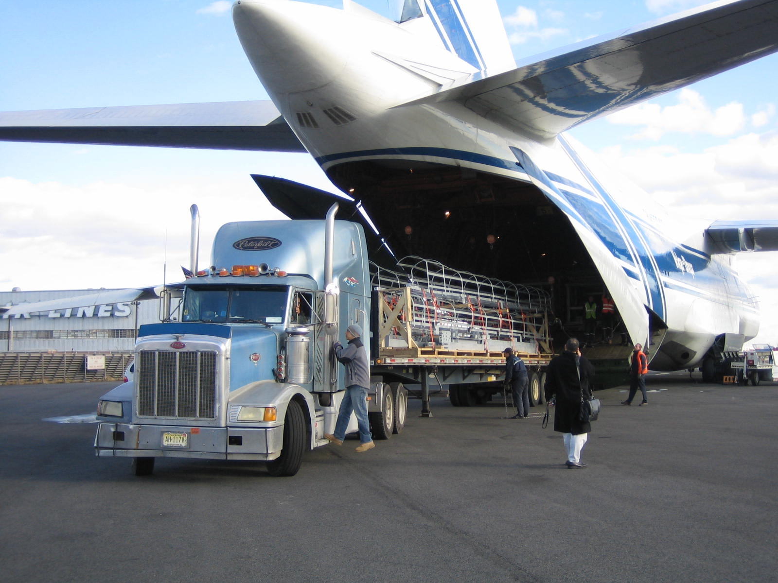 Freight Forwarding services For the Success of Your Business