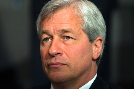 Jamie Dimon, CEO JP Morgan
