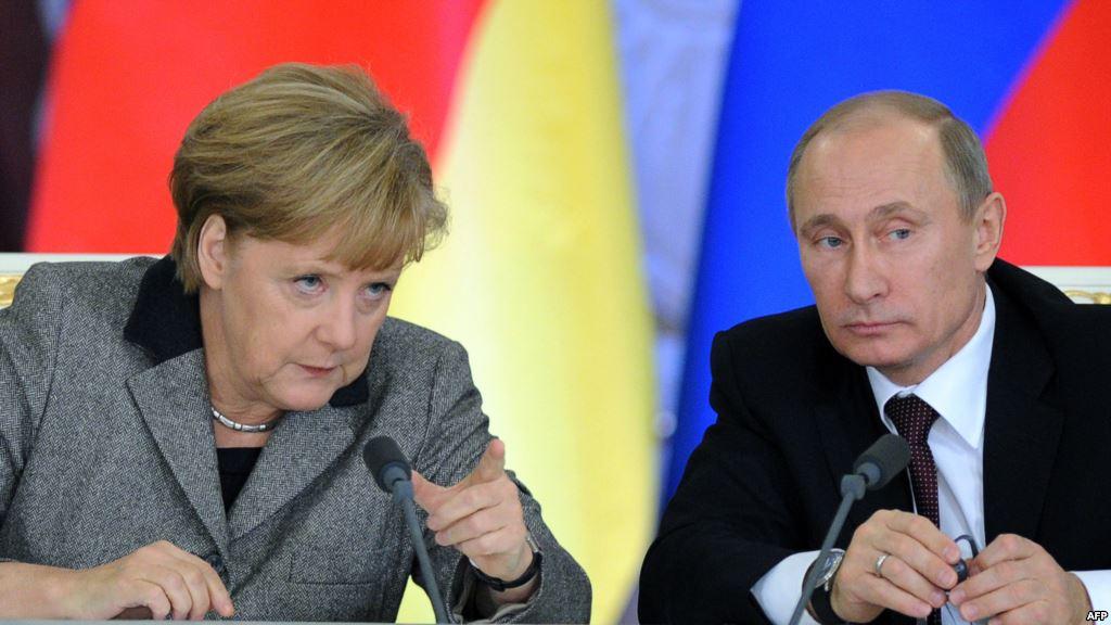 Putin və Merkelin görüş tarixi dəqiqləşdi
