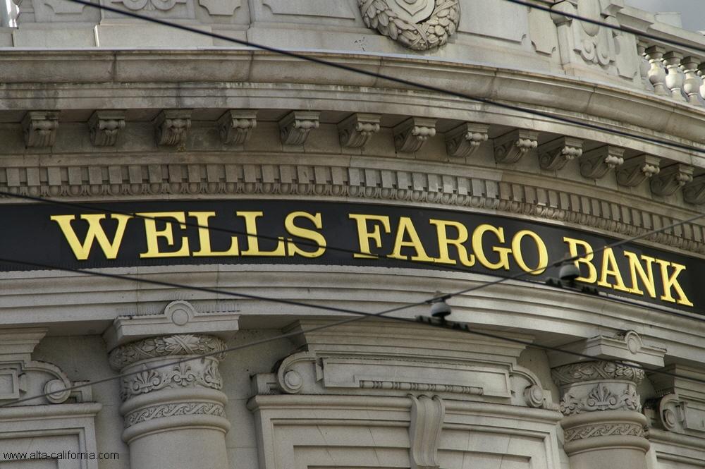 Wells Fargo, utile e ricavi in calo nel terzo trimestre 2017