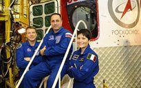 Buona fortuna, Sam! Samantha Cristoforetti è nell'ISS