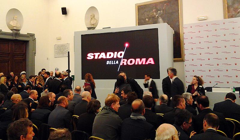 Progetto Stadio della Roma