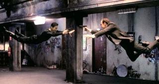 The Matrix Trilogy. 1999 – 2003.