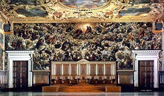 Tintoretto. Il Paradiso