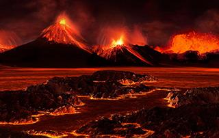 Siberia bollente, fine del Permiano, 250 milioni di anni fa